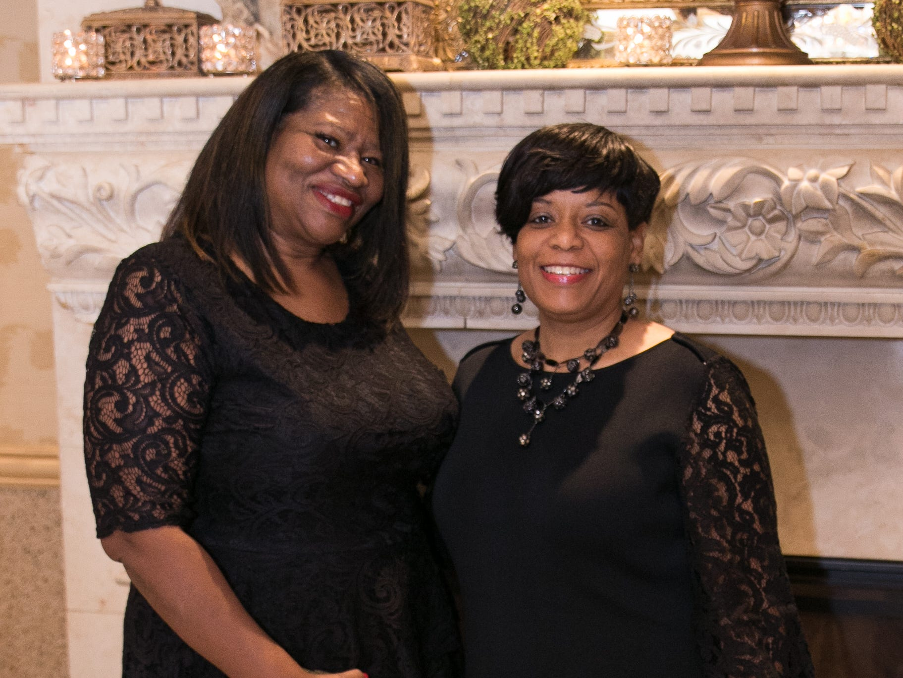Dolores Bristol, Dawn Jones. Youth Consultation Service – YCS held their 100th Anniversary Celebration at Seasons in Washington Township.11/5/2018