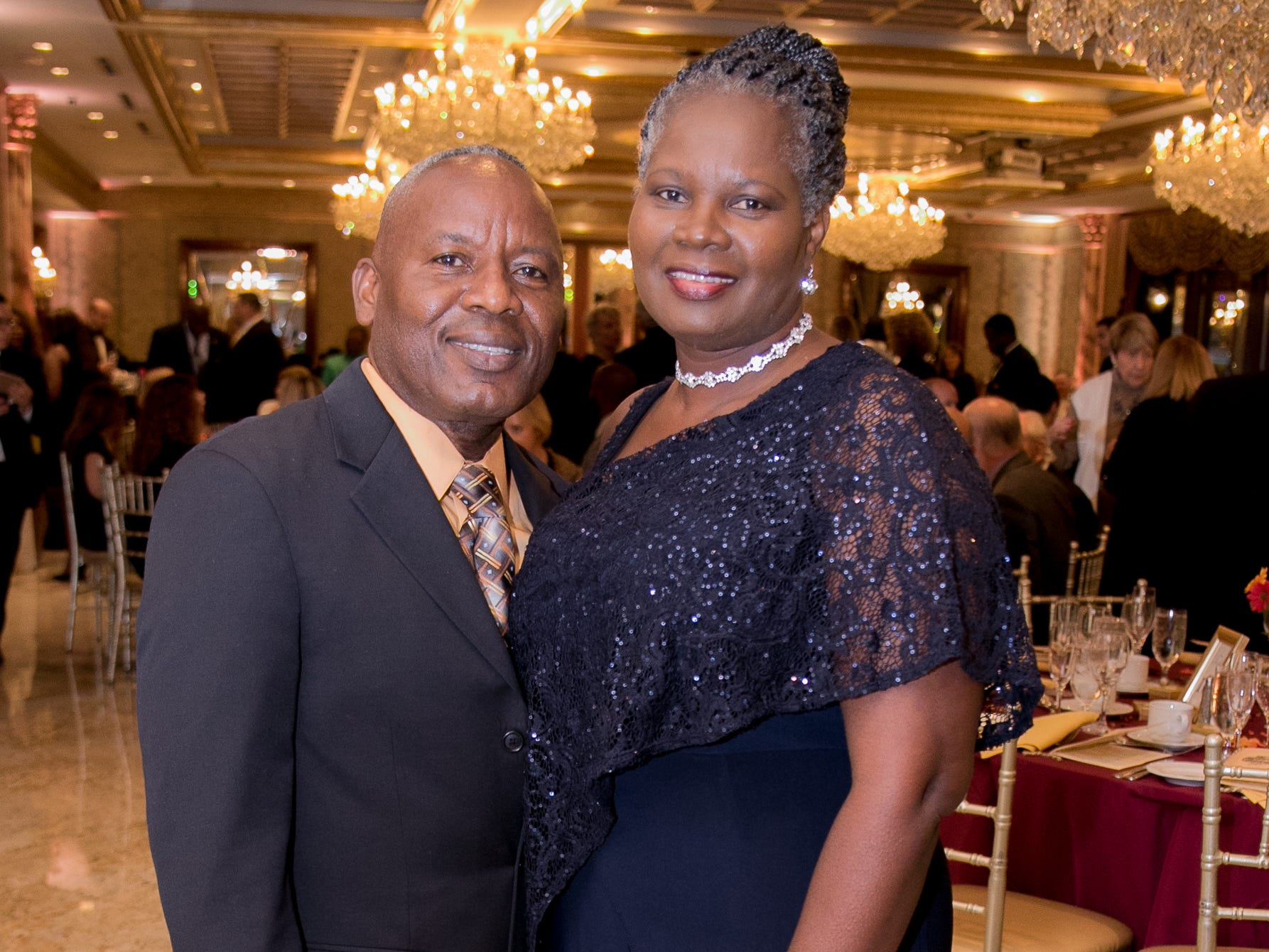 Delroy and Janis Reid. Youth Consultation Service – YCS held their 100th Anniversary Celebration at Seasons in Washington Township.11/5/2018