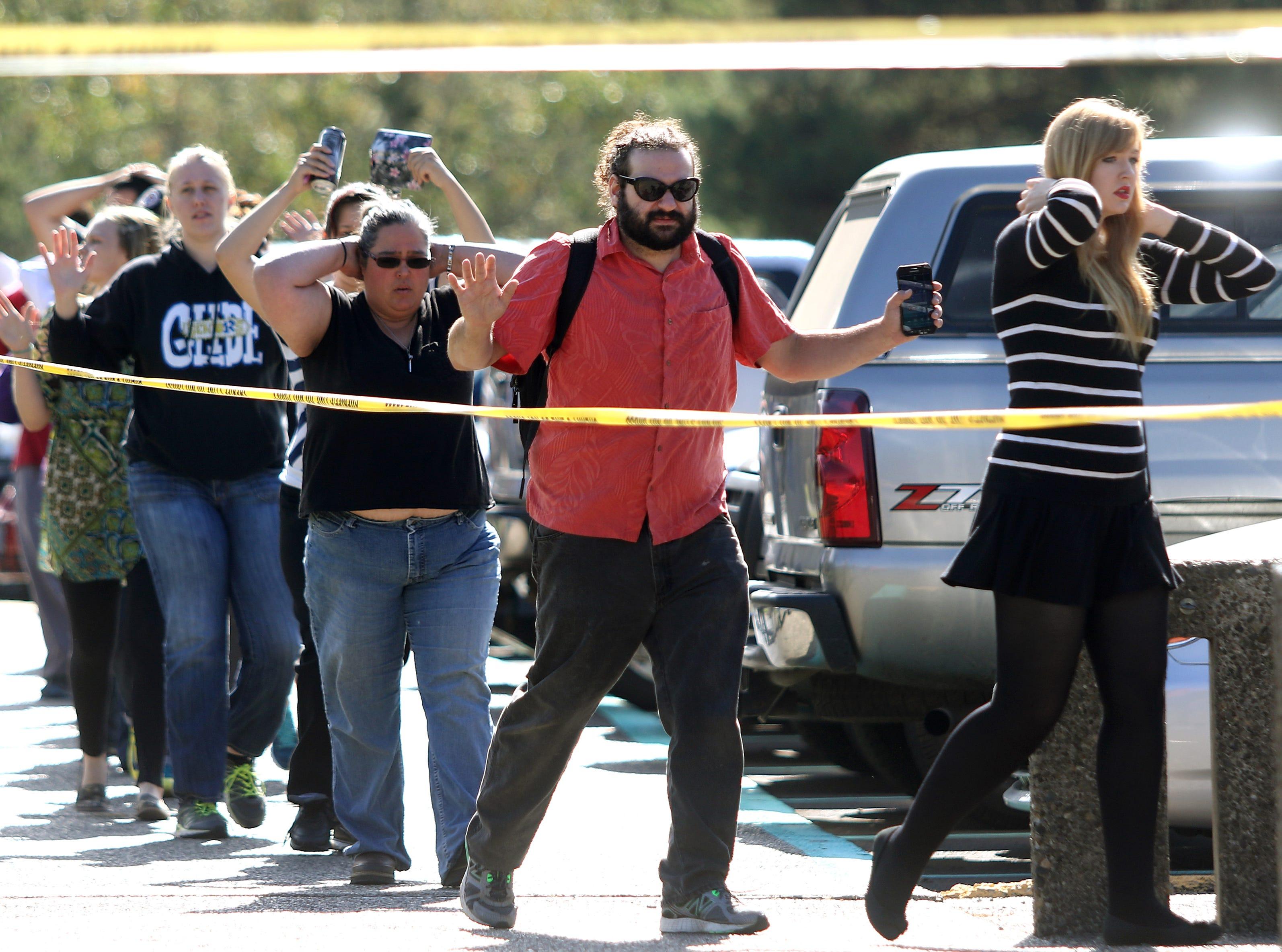 Umpqua Community College   Roseburg, Oregon   Oct. 1, 2015   10 dead   8 wounded