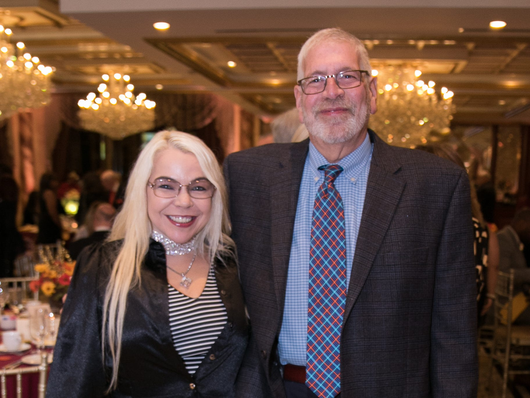 Jackie and Paul Margulies. Youth Consultation Service – YCS held their 100th Anniversary Celebration at Seasons in Washington Township.11/5/2018