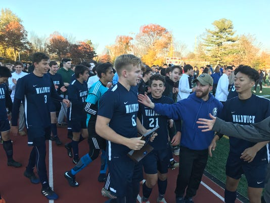 Waldwick boys soccer 2018 North 1 Group 1 final-Conyngham