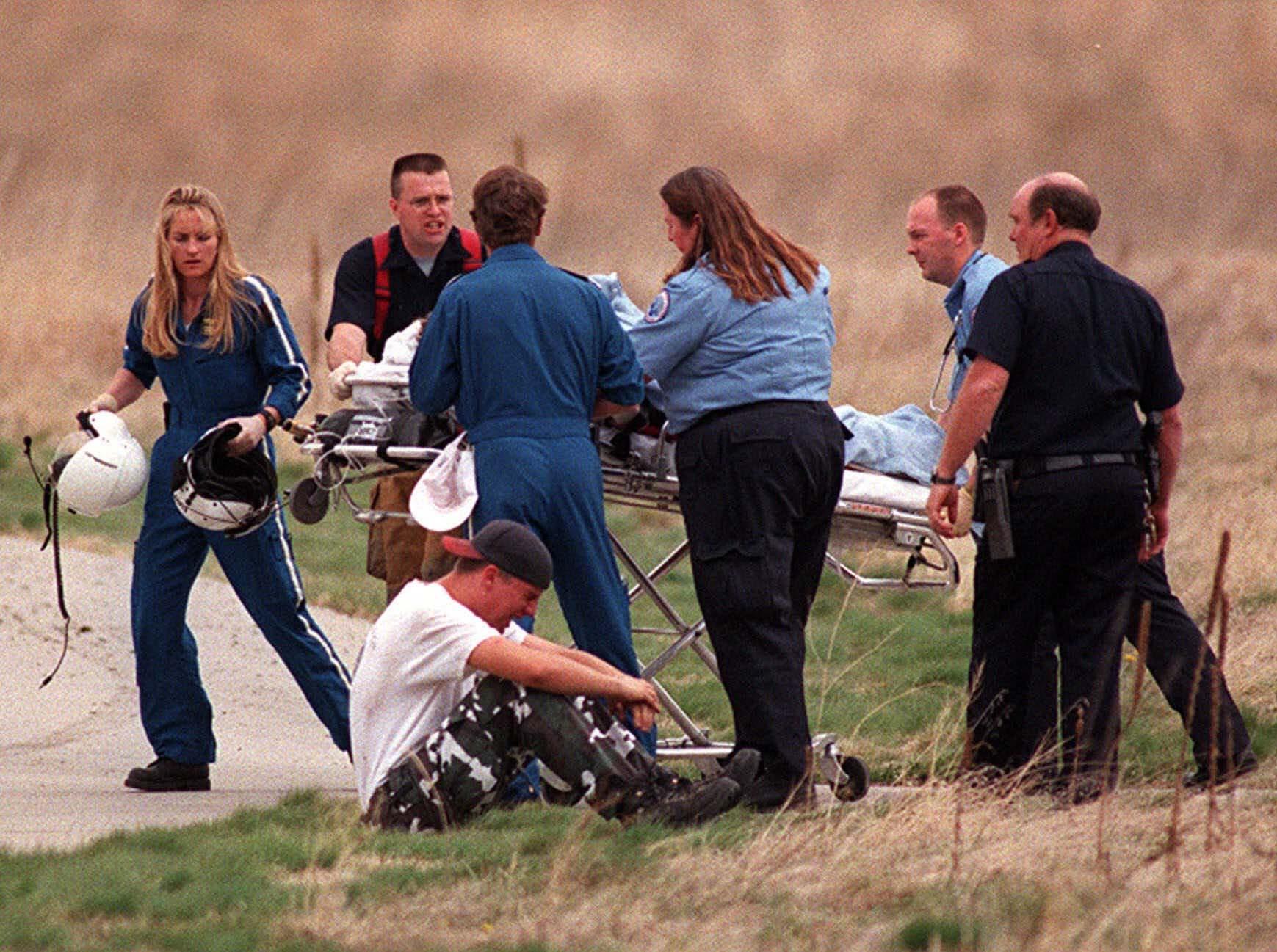 Columbine High School   Columbine, Colorado  April 20, 1999   15 dead   24 wounded