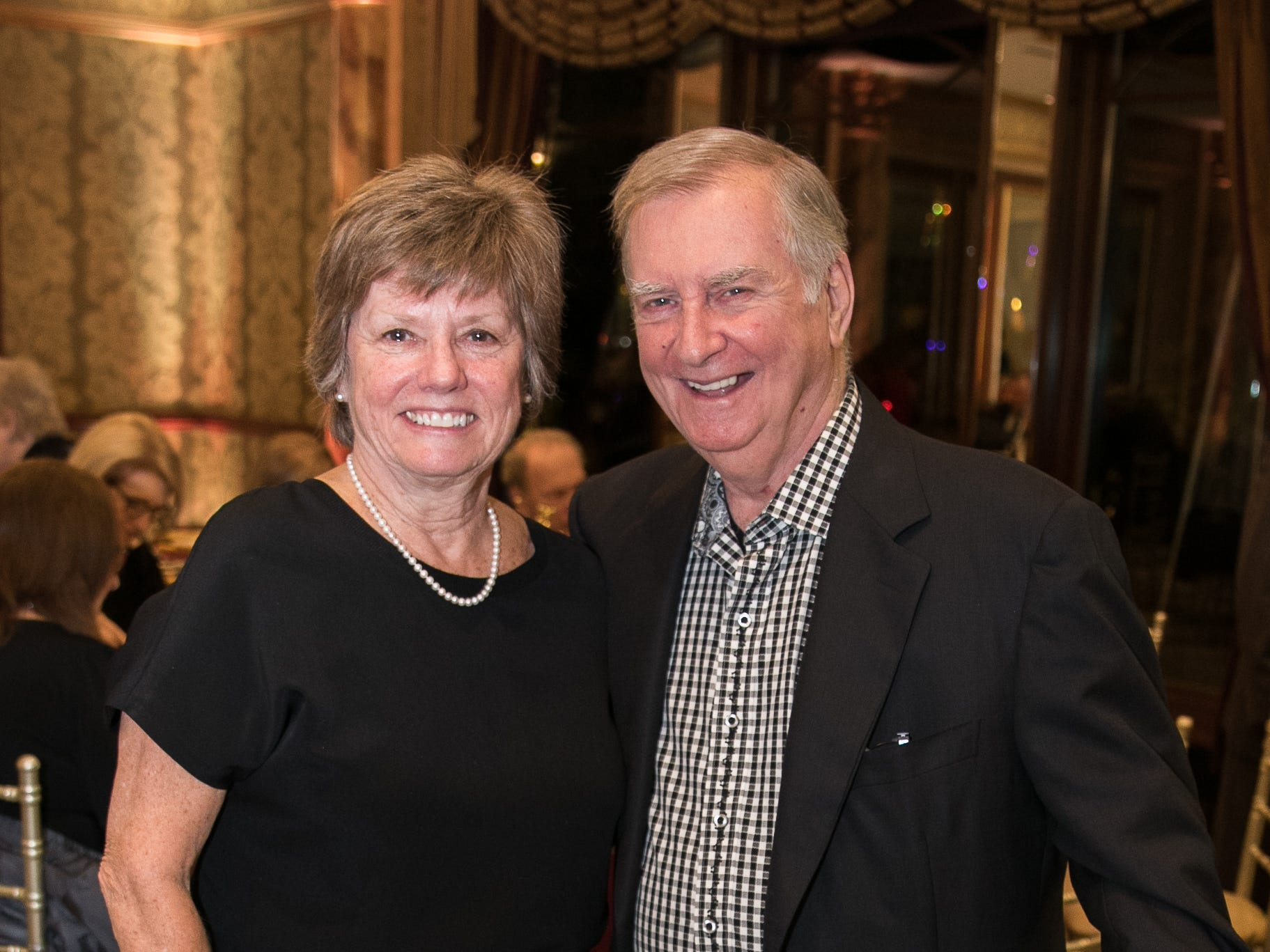Honorees Jane and Tom Karaty. Youth Consultation Service – YCS held their 100th Anniversary Celebration at Seasons in Washington Township.11/5/2018