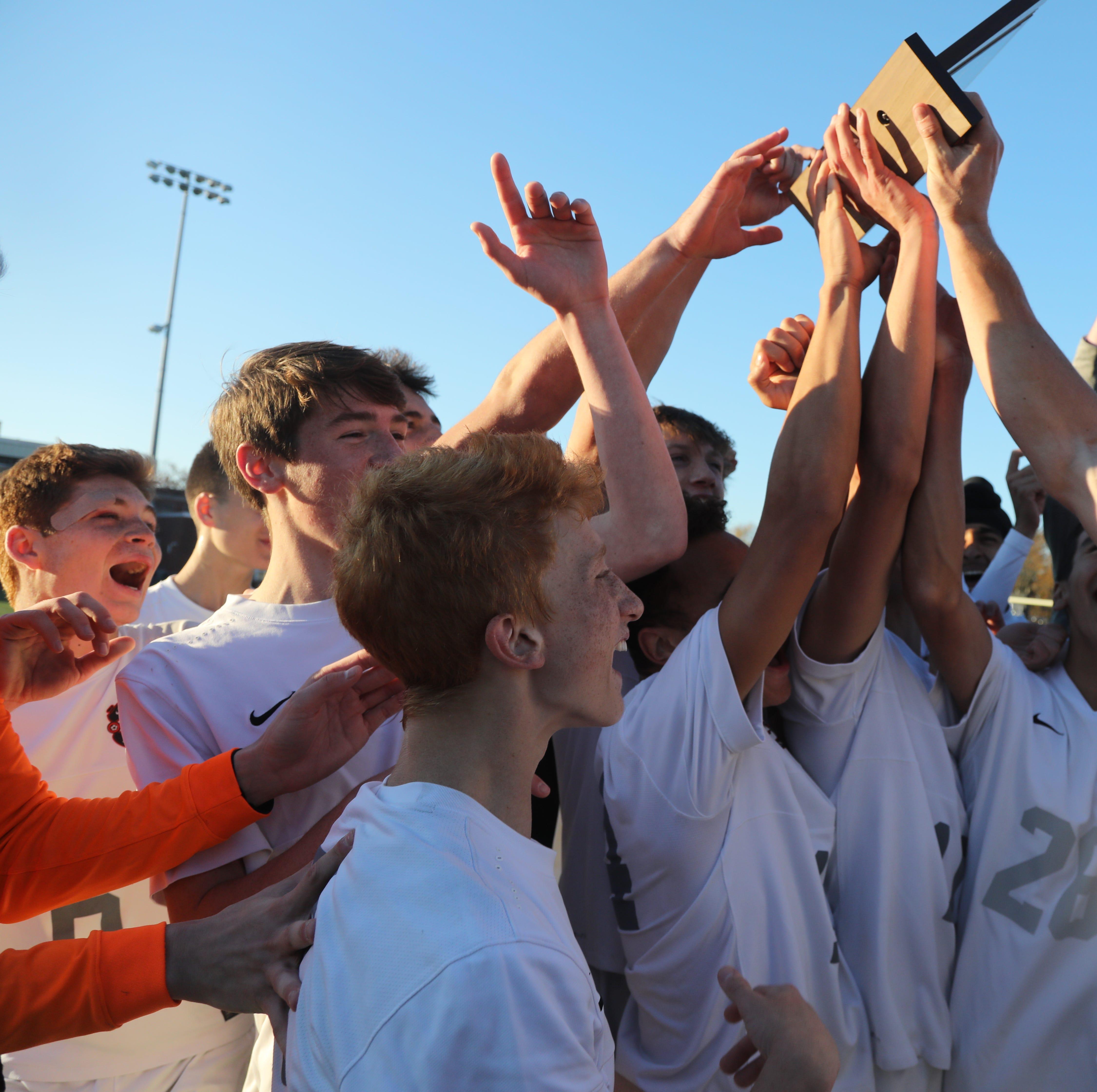 Glen Rock boys soccer has a chance to go down as one of Bergen's best