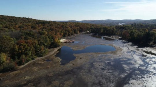 A late-2018 dam restoration project at Camp Vacamas in West Milford, N.J. should be completed in time for the 2019 season.