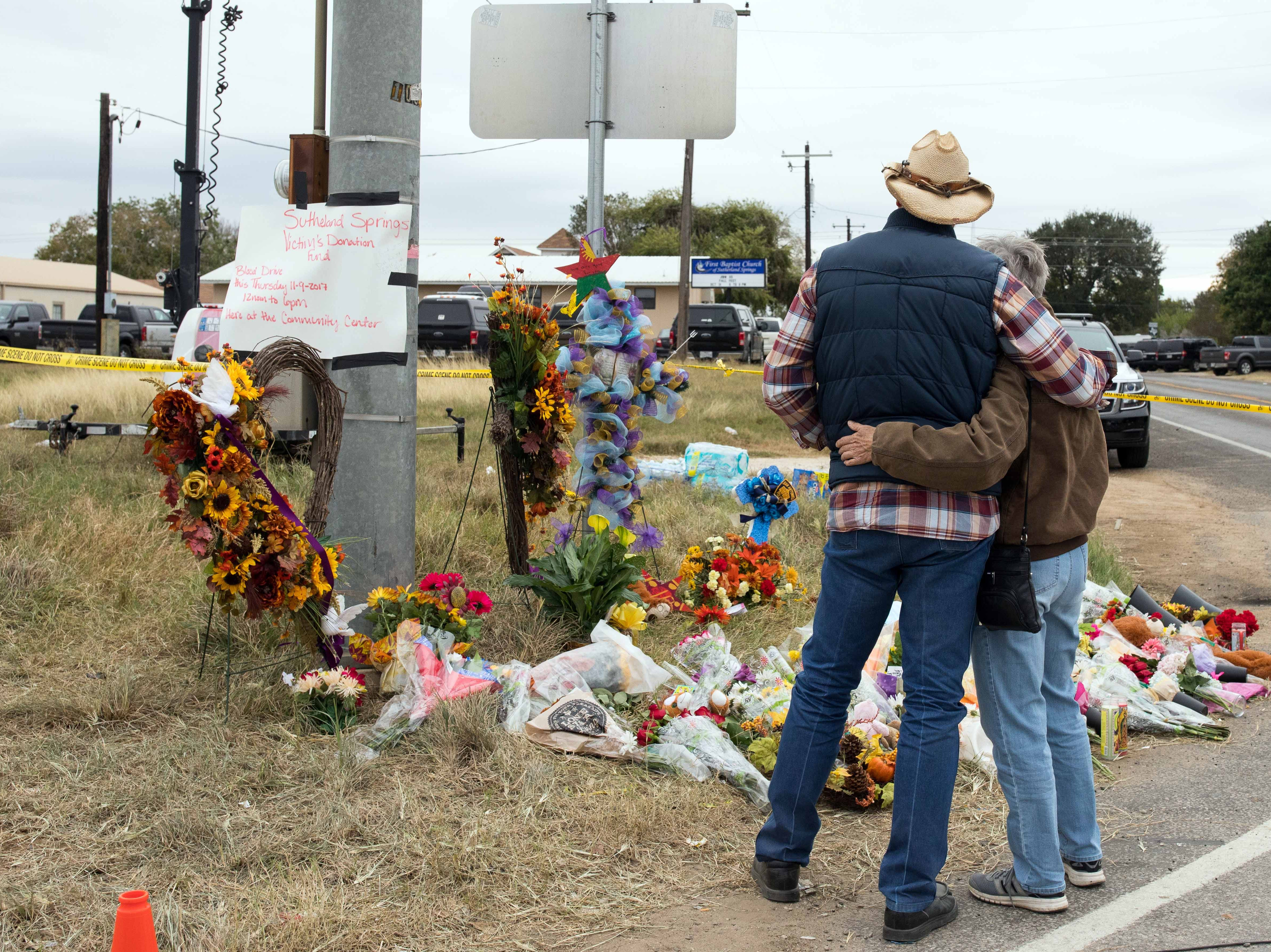 First Baptist Church   Sutherland Springs, Texas   Nov. 5, 2017   27 dead   20 wounded