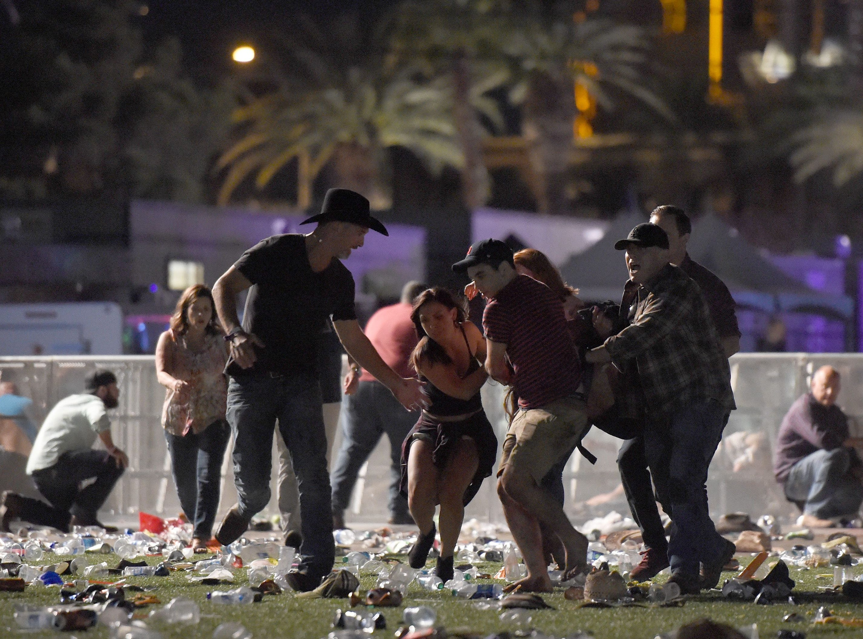 Las Vegas shooting   Las Vegas, Nevada   Oct. 1, 2017   59 dead   over 500 wounded