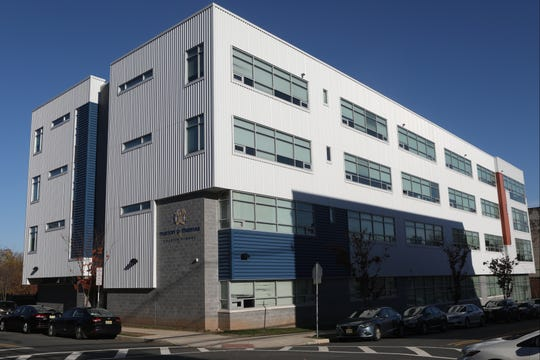 Marion P. Thomas High School is located at 125 Sussex Ave. in Newark.
