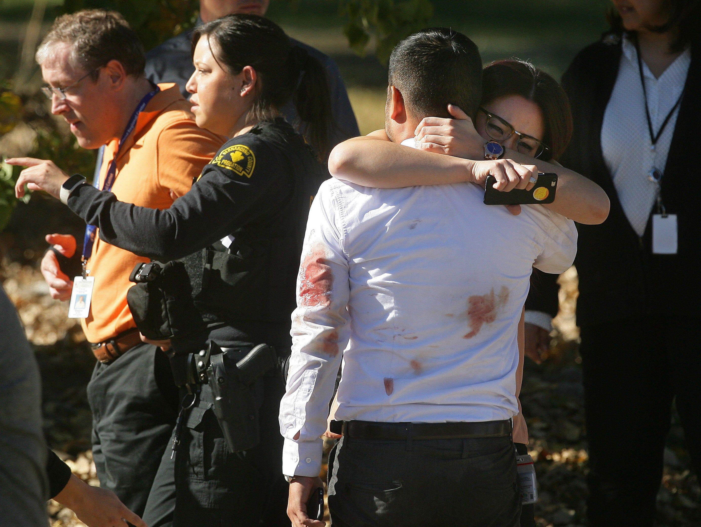Inland Regional Center   San Bernardino, California   Dec. 2, 2015   16 dead   24 wounded