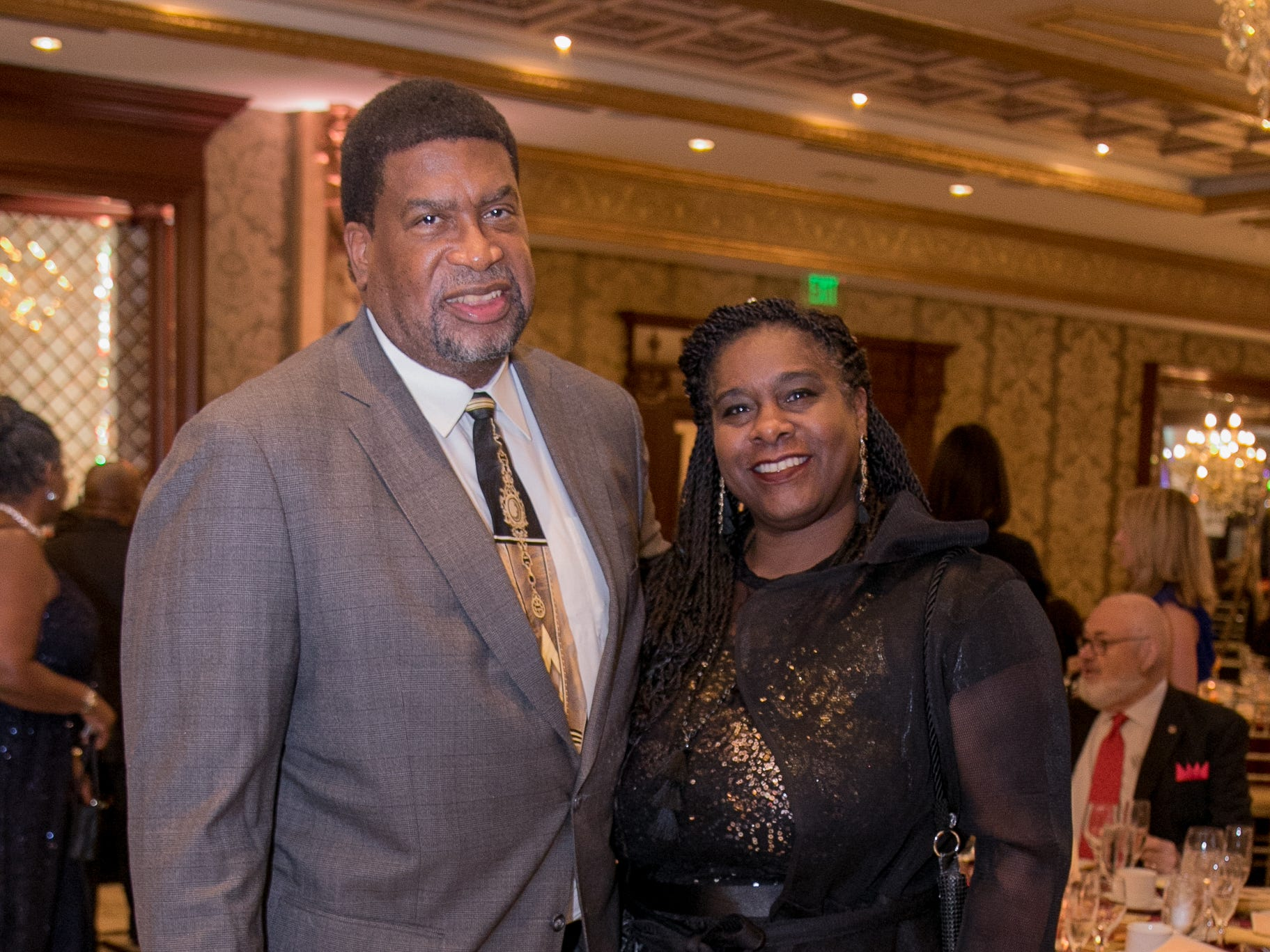 Dr. Michael, Dr. Sharon Mason-Bell. Youth Consultation Service – YCS held their 100th Anniversary Celebration at Seasons in Washington Township.11/5/2018