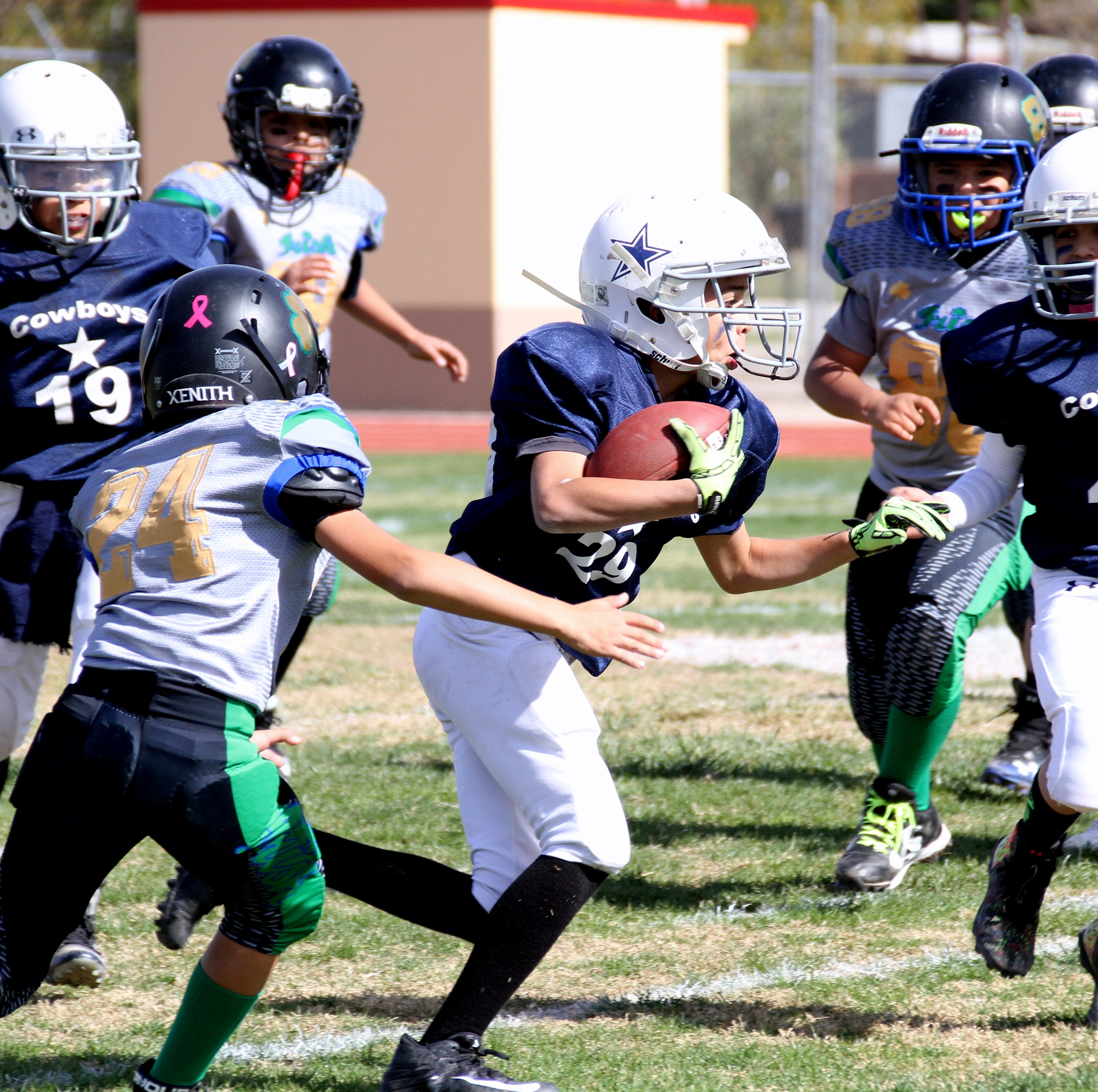 Deming Cowboys win Super Bowl in Southwestern New Mexico Football League