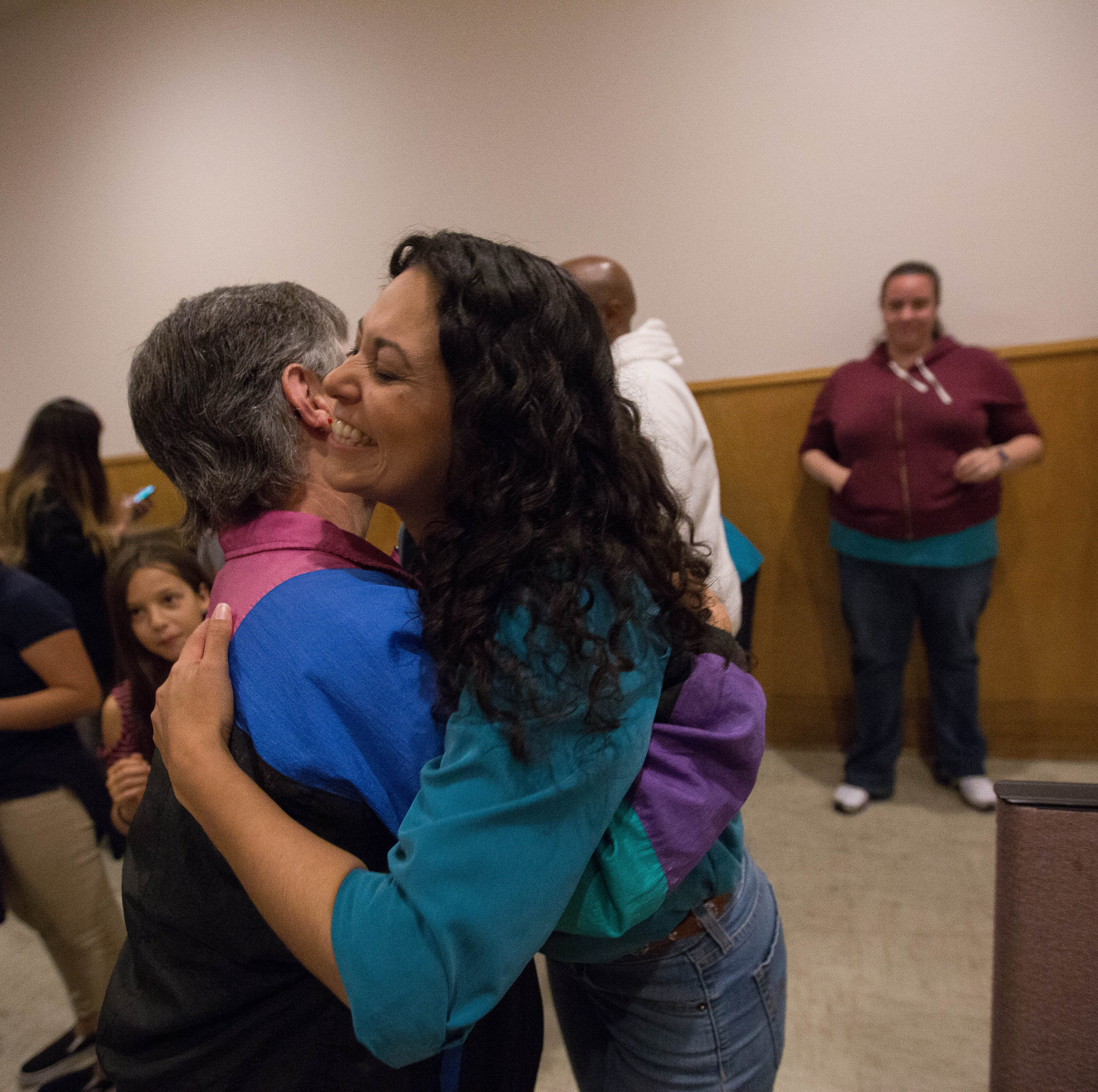 Torres Small wins with late push from absentee ballots