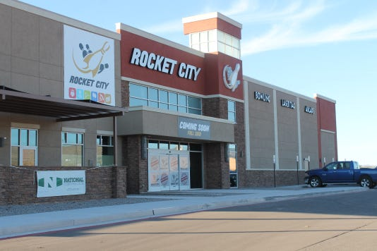 Rocket City Family Fun Center Nov. 2018