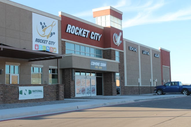 The Rocket City Family Fun Center is slated to have its soft opening on Dec. 14 and its grand opening on Jan. 4. Contractors are currently working on updates to the facility.