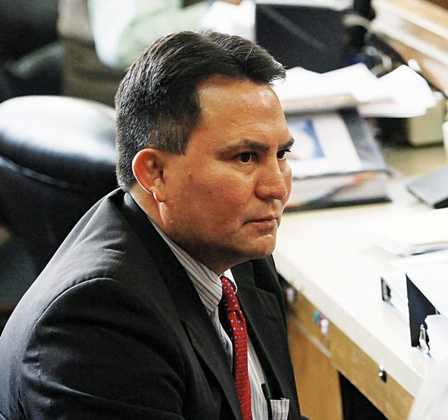 Dwight Witherspoon has accepted an offer to become the new chief of staff for Navajo Nation President Russell Begaye.