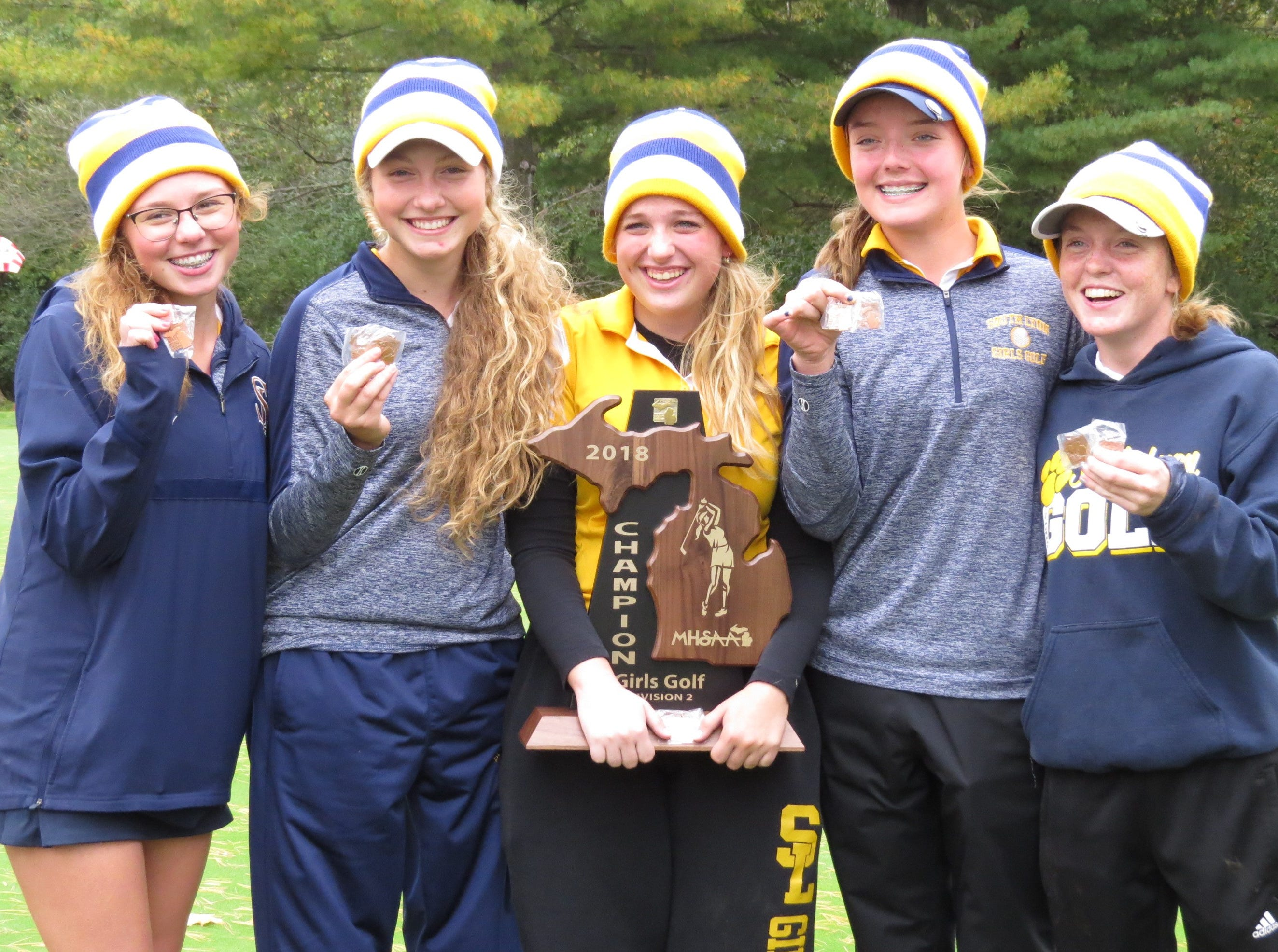South Lyon has another strong year on the links