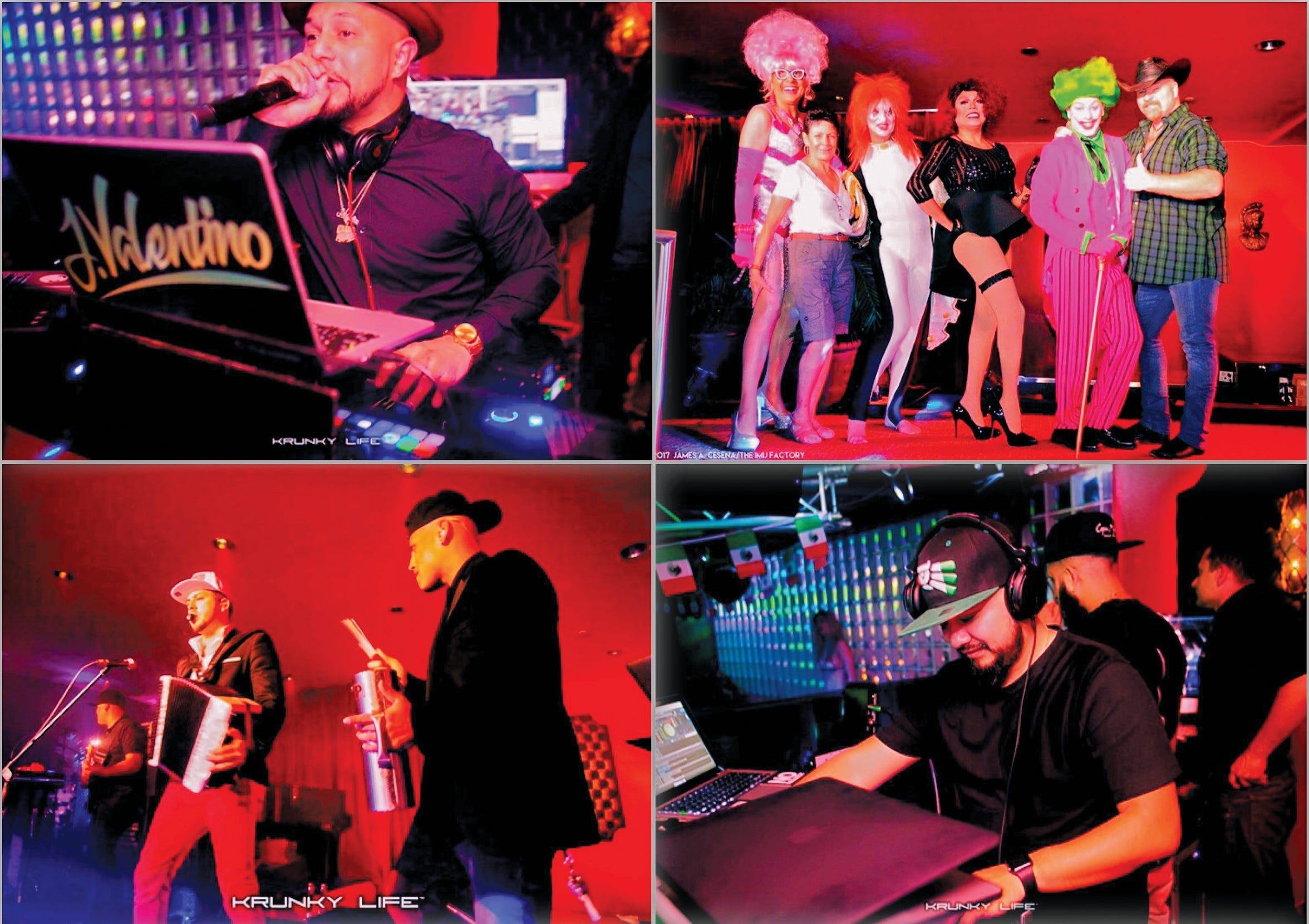 Best Live Entertainment/Theater Venue: Copa Nightclub.