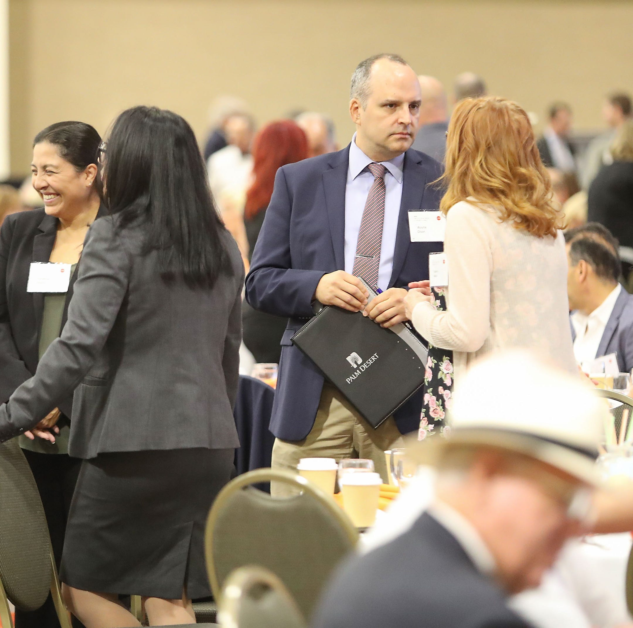 Should the Coachella Valley be more like Fargo, North Dakota? And more ideas from CVEP's annual summit