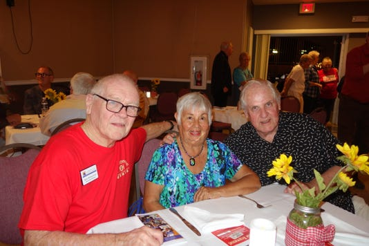1 Executive Director Bob Mckechnie Dora Buchner And Bob Pender