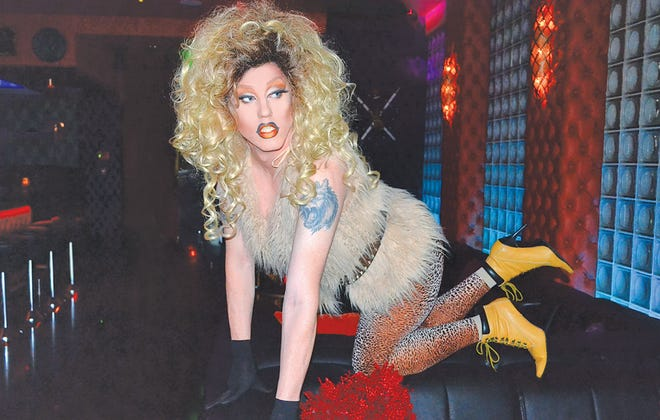 Best Drag Personality: Marina Mac .