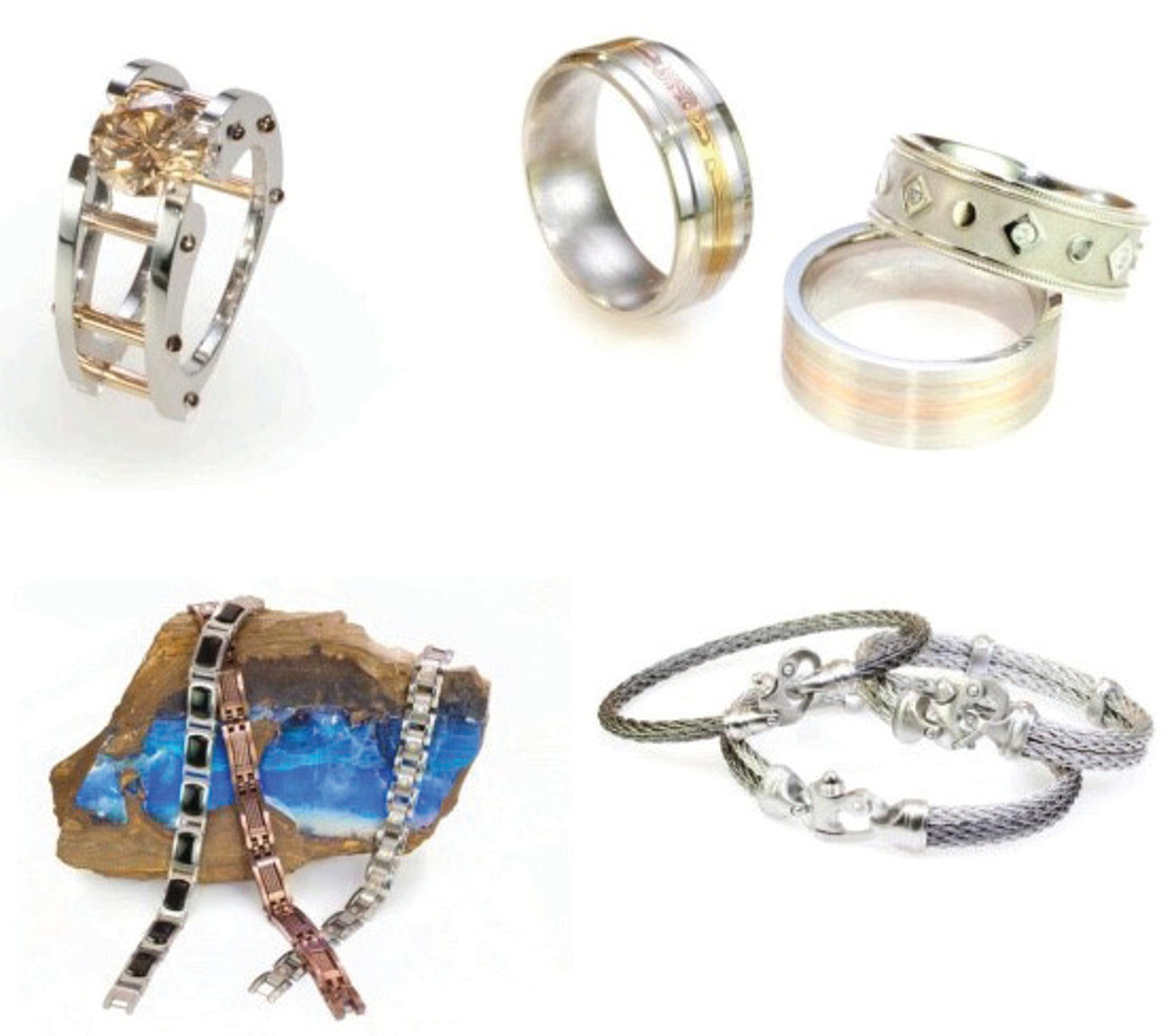 Best Jeweler: Hephaestus.