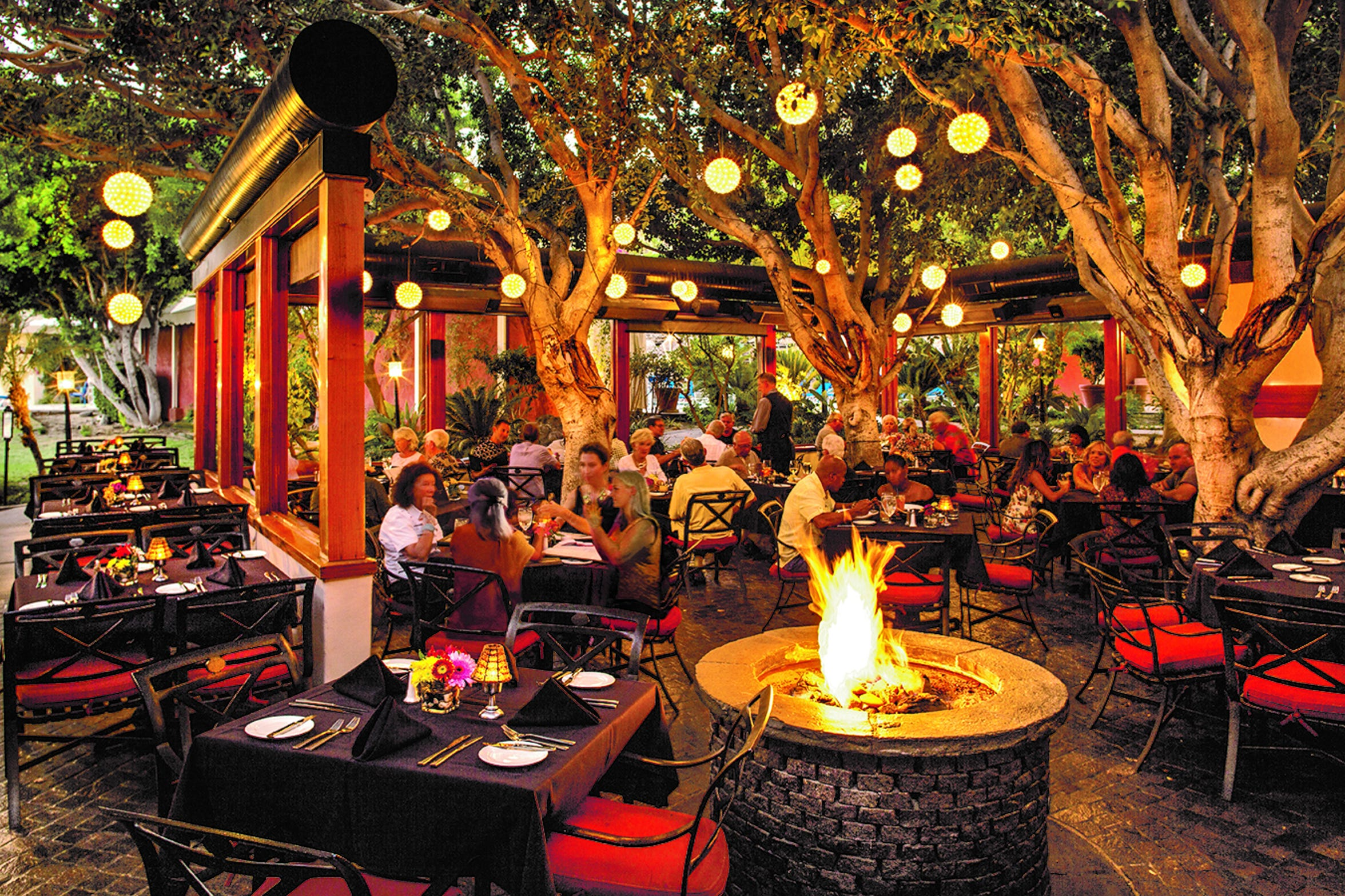 Best Weekend Brunch: Spencer's Restaurant.