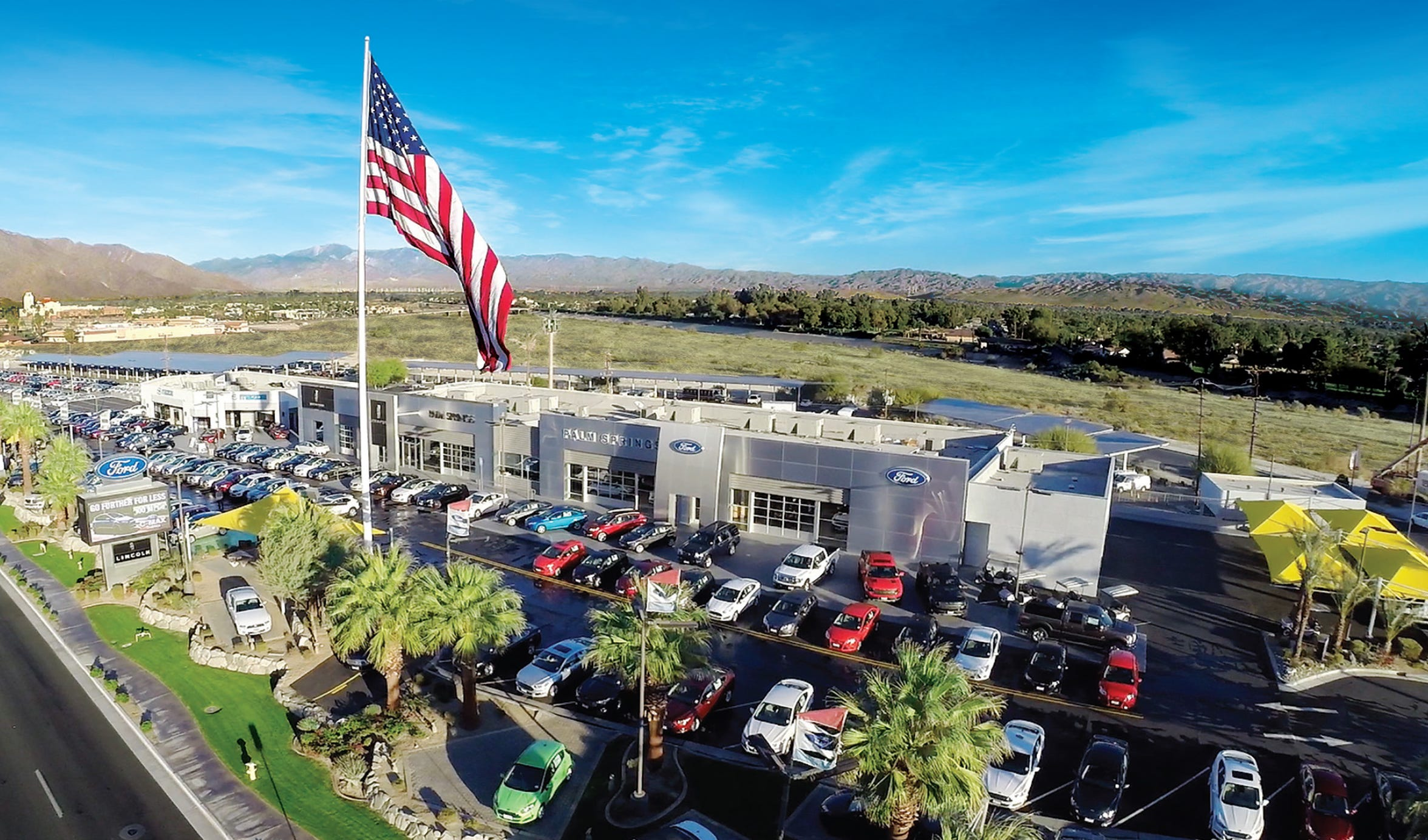 Best Auto Dealer: Palm Springs Ford-Lincoln-Mazda