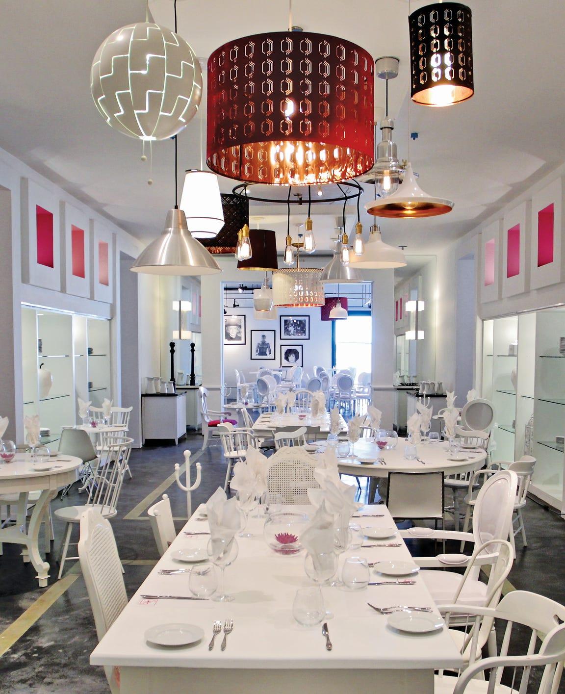 Best Restaurant Service Experience: Eight4Nine Restaurant