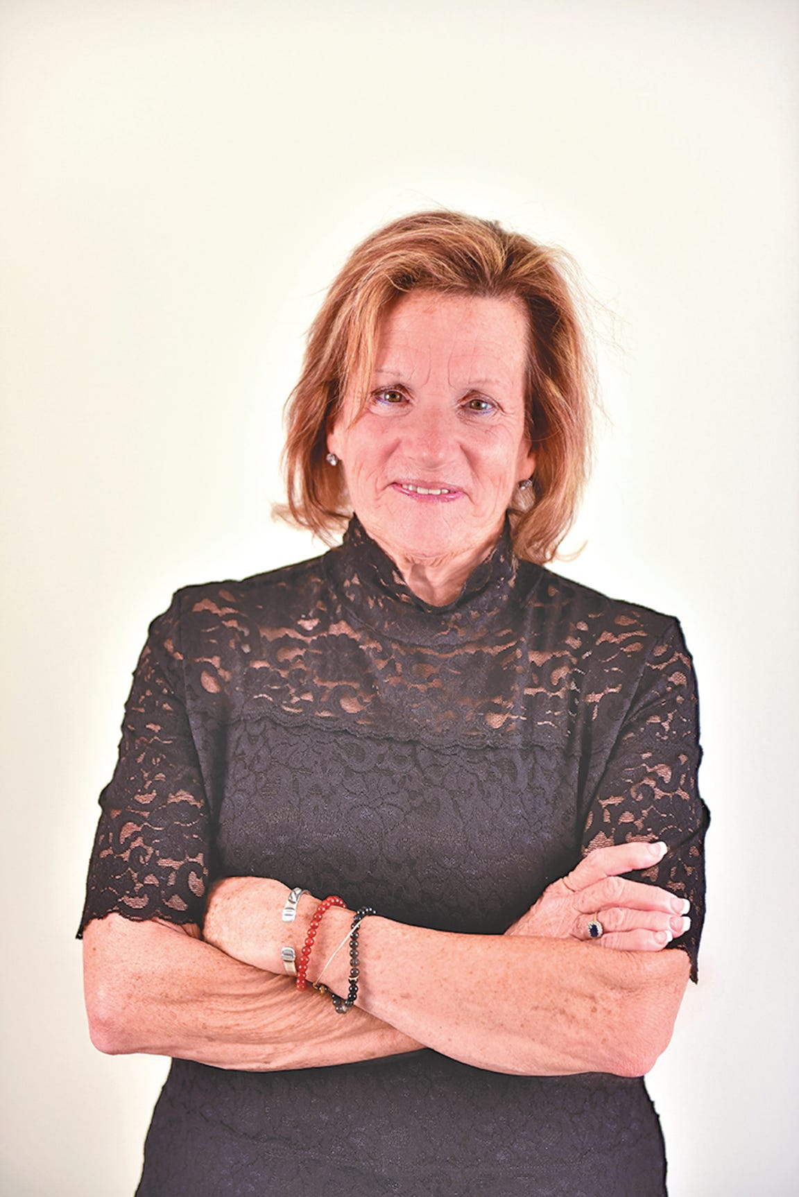 Best Volunteer: Lynn Hammond.