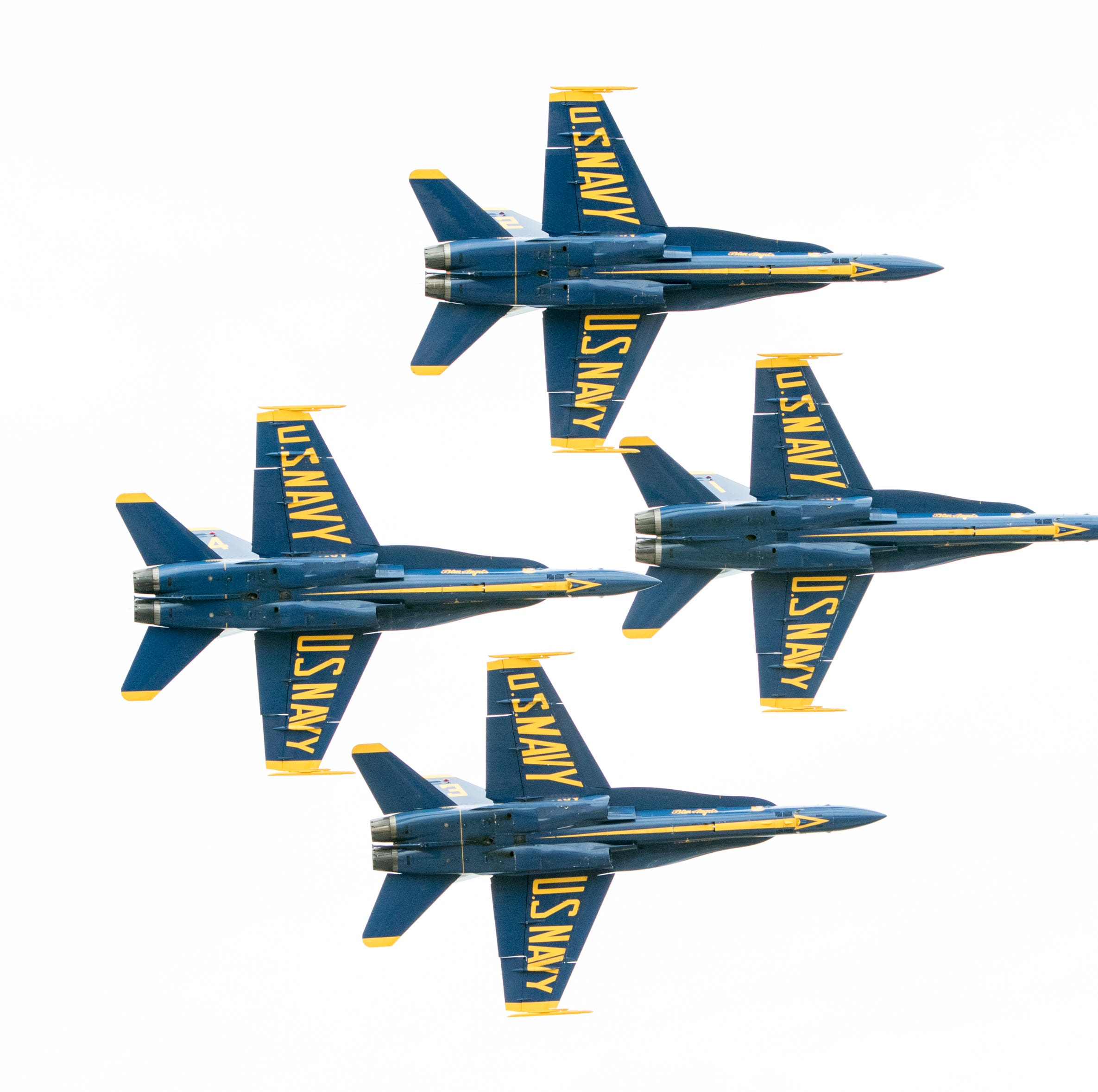 Blue Angels return: Tickets go on sale Saturday for 2019 show in Smyrna