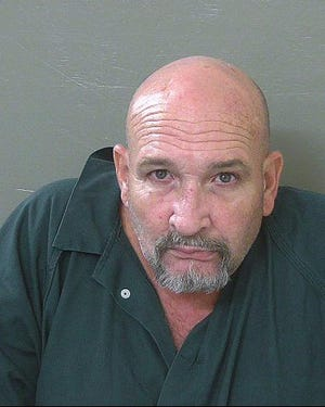 Brian Bradwell was sentenced to 20 years in state prison Wednesday for drug trafficking and possession charges stemming from an April 3 traffic stop.