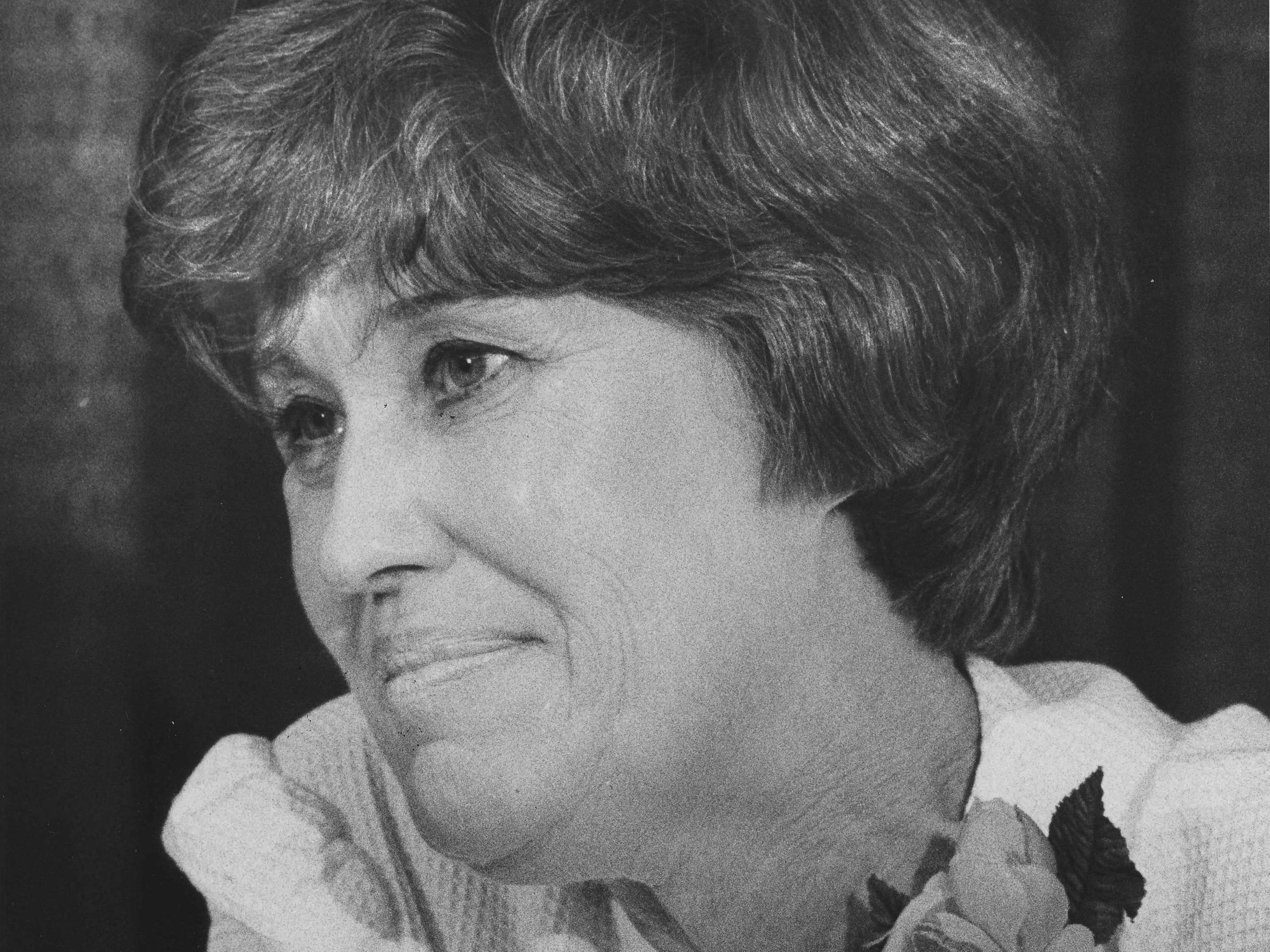 Erma Bombeck in 1980.