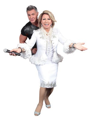 "Joe Posa is Joan Rivers in ""The B*tch Is Back,"" also featuring former Rivers comedy writer Tony Tripoli."