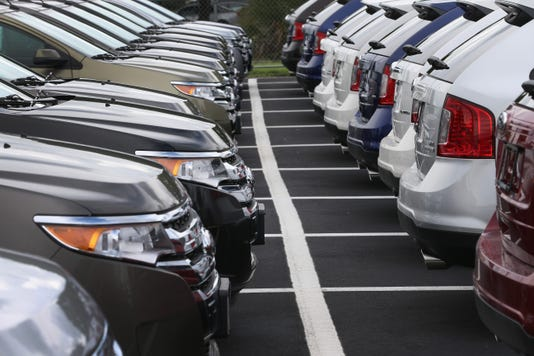 Pick Up Trucks Drive Ford Sales Up 12 Percent In August