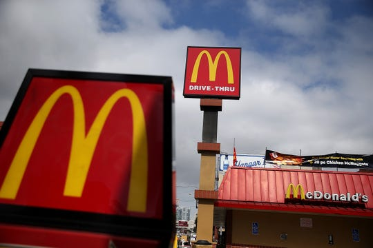 """The source for a USA TODAY """"fast stats"""" graphic turned out to be a McDonald's Workforce Preparation Study that was released in July."""