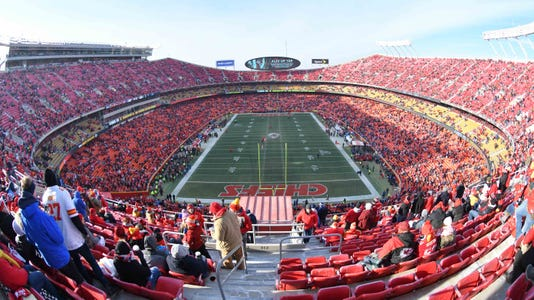 Nfl Afc Wild Card Tennessee Titans At Kansas City Chiefs