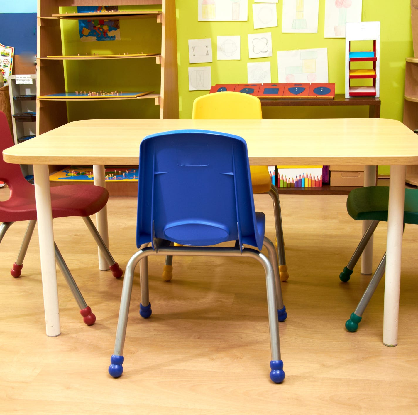 State: Murfreesboro day care was tying children to chairs during meals