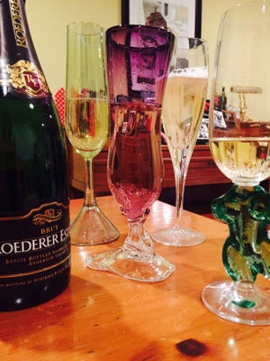 According to science, champagne can ward off memory loss and dementia.