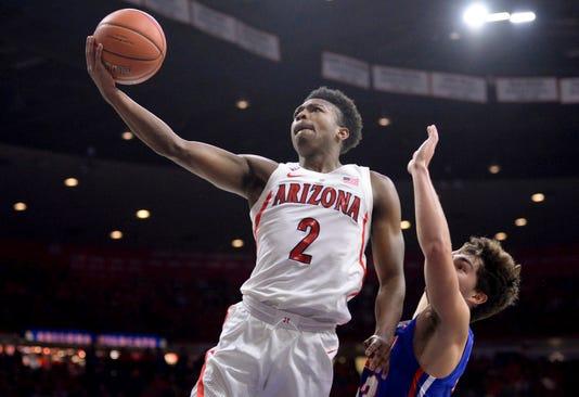 Ncaa Basketball Houston Baptist At Arizona