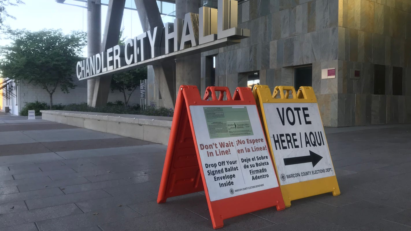 Arizona has closed hundreds of polling places following Voting Rights Act decision