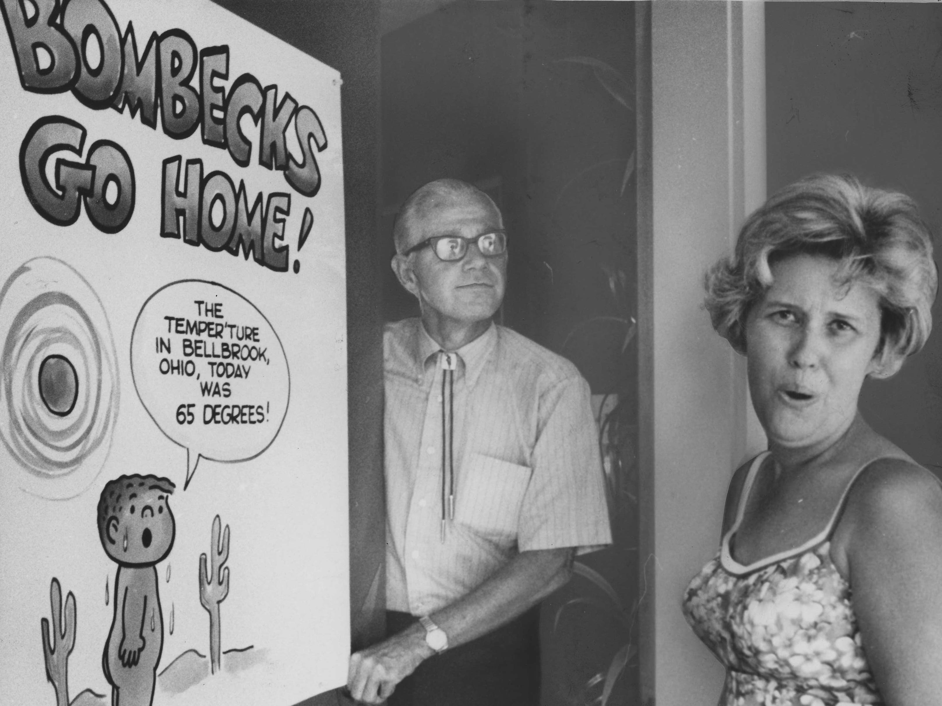 Erma Bombeck in 1971.