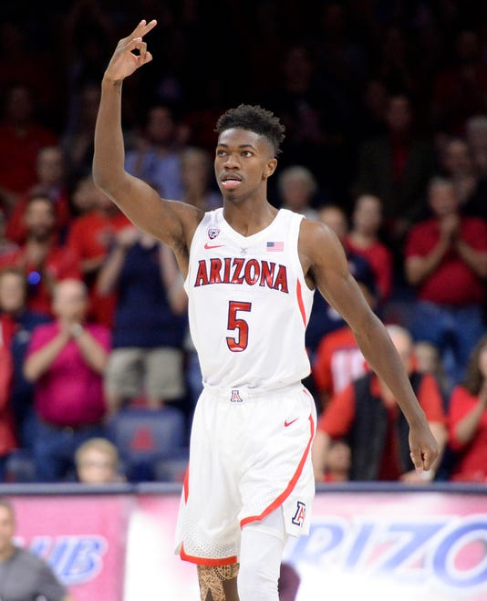 Ncaa Basketball Houston Baptist At Arizona