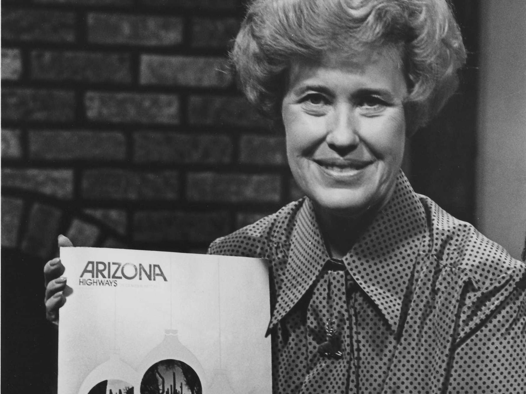 Erma Bombeck in 1977.