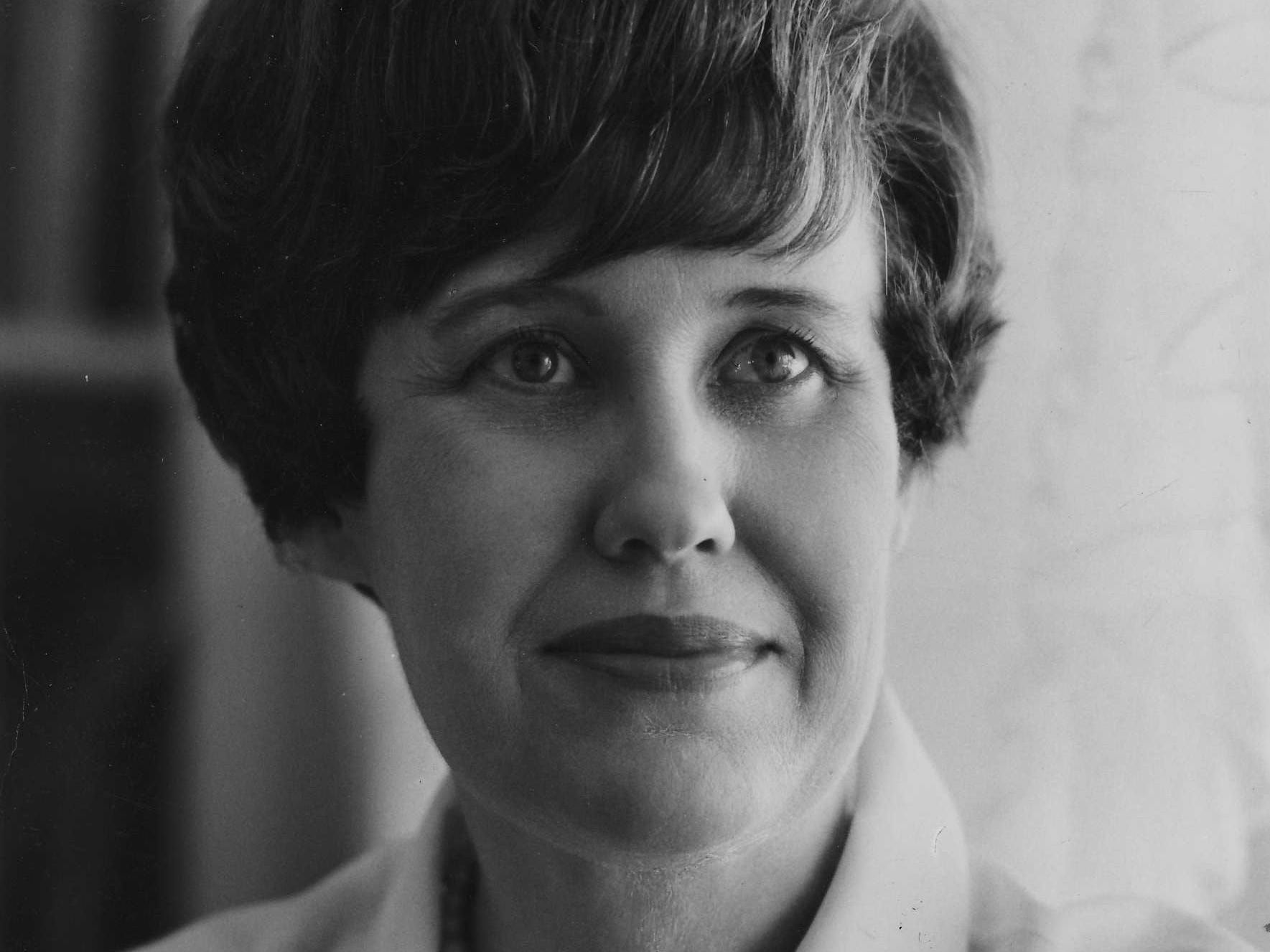 Erma Bombeck in 1970.