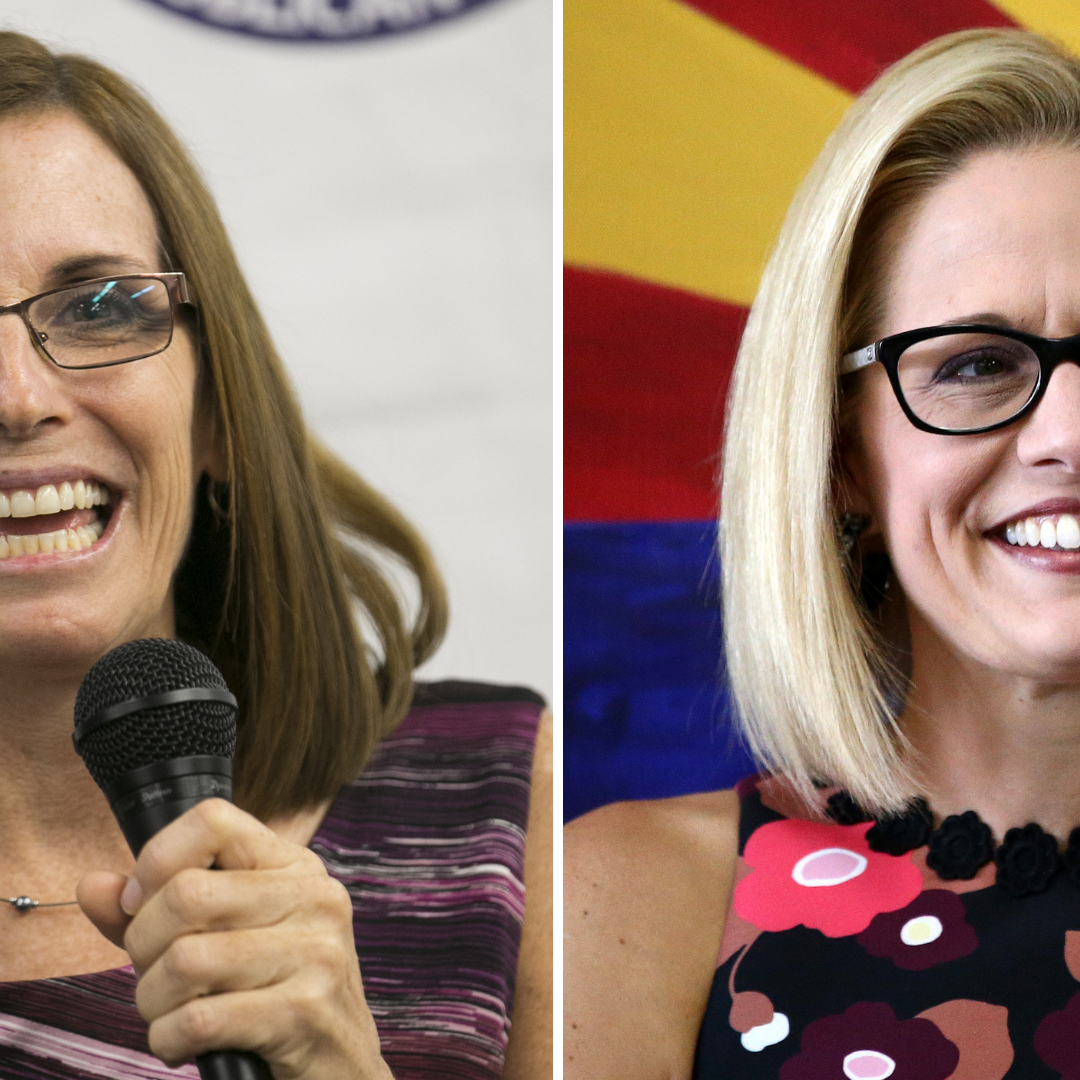 Update: Precinct-by-precinct, where Maricopa County voters favor McSally and Sinema