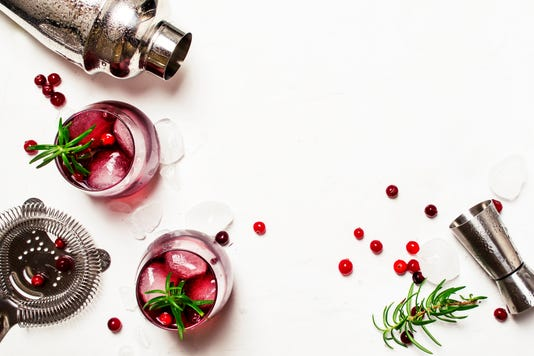 Garnishes and mixers can also be the stars of your drink.