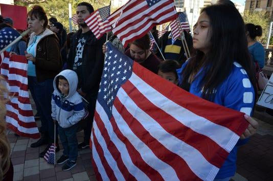 Protesta En Texas Por Desprotecci N Legal De Los So Adores