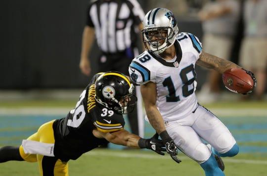 Steelers y Panthers abren las acciones de la Semana 10 de la NFL en jueves por la noche.