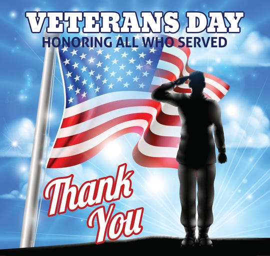 McLaren Port Huron employees will honor the veterans who work or volunteer at the hospital.