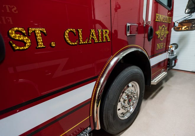 Emergency crews responded to a crude oil spill Wednesday night.